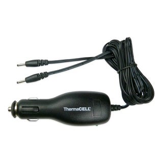 Thermacell Car Charger For Heated Insoles Thermacell Car Charger For Heated Insoles