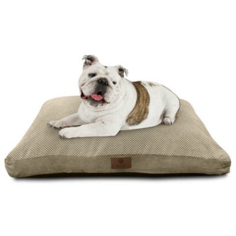 """American Kennel Club AKC9284TR Large Premium Gusset Pet Bed, Assorted, 27""""x36"""""""