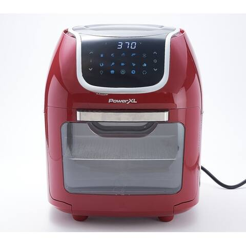 PowerXL 1700W 10-qt Vortex Air Fryer Pro Oven w/ Presets & Accessories-Refurbished