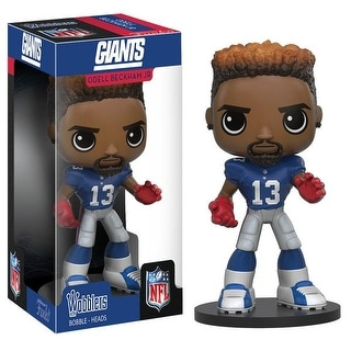 New York Giants NFL Funko Wobbler Odell Beckham Jr.