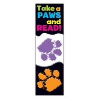 Take A Paws Bookmarks