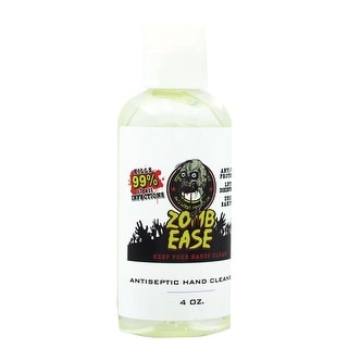 """Zombie 3"""" Squeeze Toy, Assorted Styles - multi"""