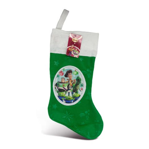"Disney 18"" Toy Story Felt Christmas Stocking"