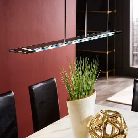 Leucothea Light Rods LED Pendant by iNSPIRE Q Modern