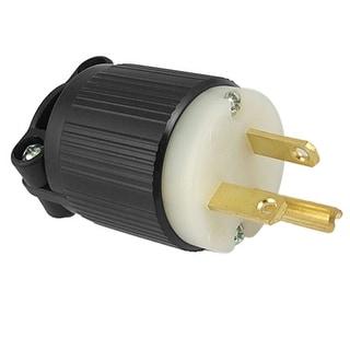 J-726 Nema 6-20P Non-locking 3-prong Power Plug Replacement AC 250V 20A