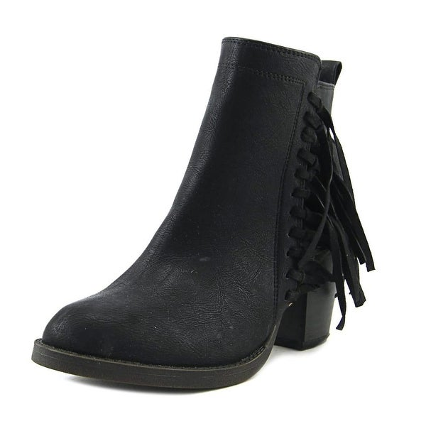 Sugar Vine Black Boots