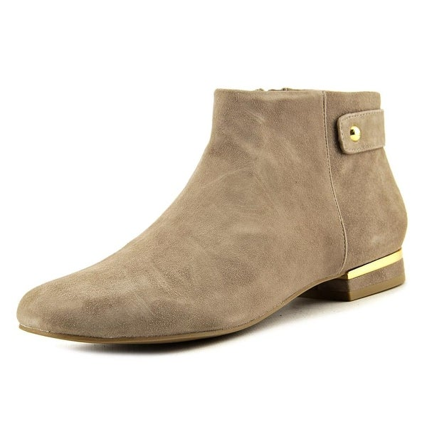 Seychelles Fauna Women Round Toe Suede Ankle Boot