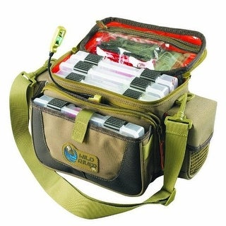 Wild River Tackle Tek Mission Lighted Tackle Bag 4 Trays - WT3505