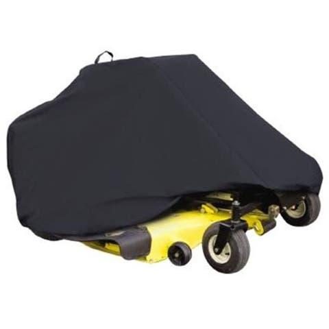 Classic Accessories 73997 Zero Turn Mower Cover in Black