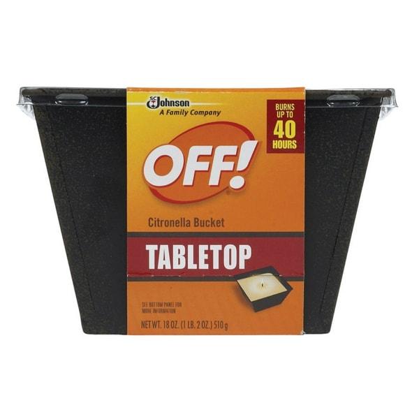 OFF 70801 Citronella Candle, 18 Oz