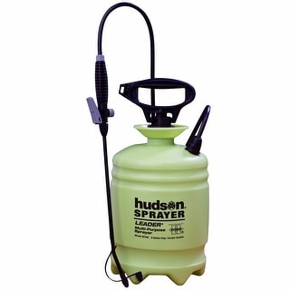 Hudson 60182 Leader Poly Sprayer, 2 Gallon