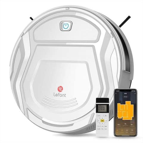 Robot Vacuum Cleaner 1800 mAh, White