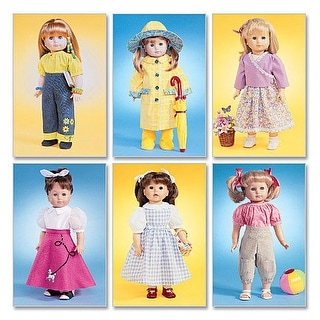 18 Doll Clothes-One Size Only