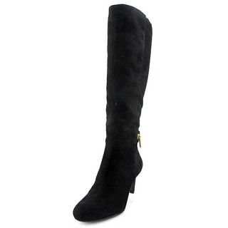 BCBGeneration Rigbie Round Toe Synthetic Knee High Boot