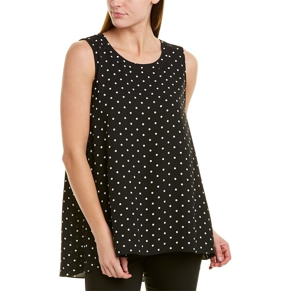 Anne Klein Tunic. Opens flyout.