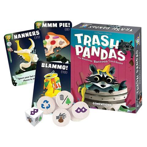 Trash Pandas Card Game - Multi