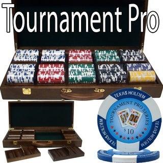 500 Ct - Custom Breakout - Tournament Pro 11.5G - Walnut