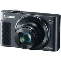 Canon  20.2-Megapixel PowerShot SX620 Digital Camera, Black