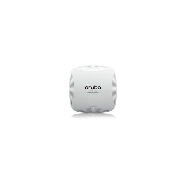 Aruba AP-215 - Wireless access point - Wi-Fi - Dual Band - in-ceiling Aruba Networks AP-215 IEEE 802.11ac 1.27 Gbit/s Wireless
