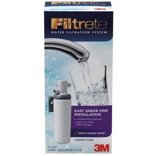 Filtrete 3US-AS01 Under-Sink Water Filtration System
