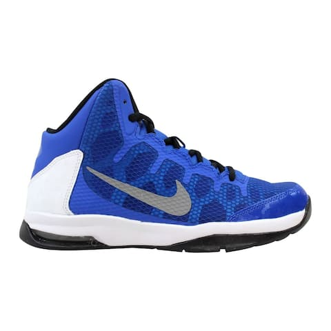 47b2531a9953 Nike Air Without A Doubt Game Royal Reflect Silver-White-Black Grade-