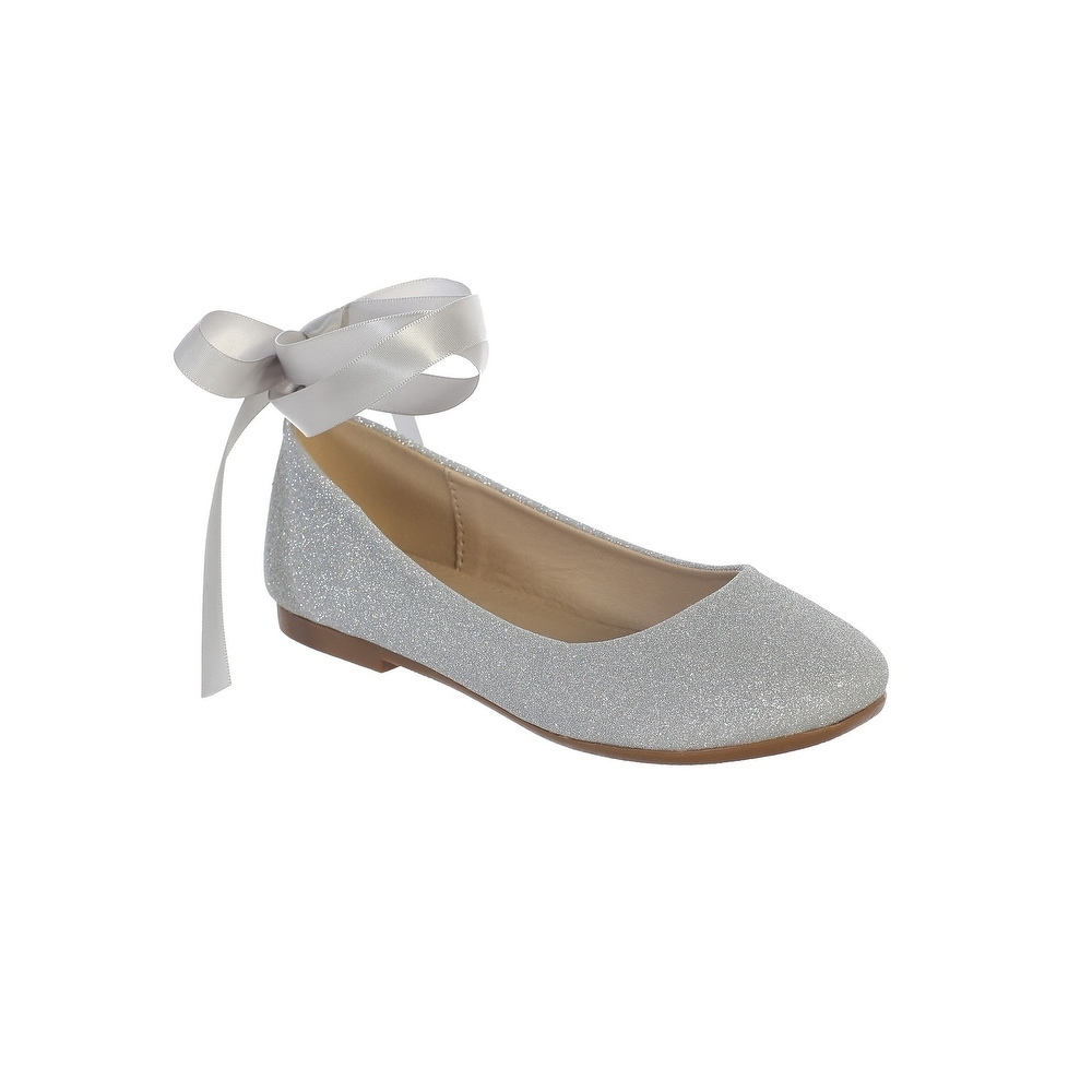 Black Friday Silver Girls' Shoes | Find
