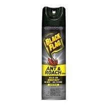 Black Flag HG-11034 Ant & Roach Killer Aerosol, 17.5 Oz