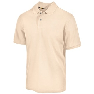 NEW CLUB ROOM THE ESTATE COTTON SHORT SLEEVE POLO SHIRT
