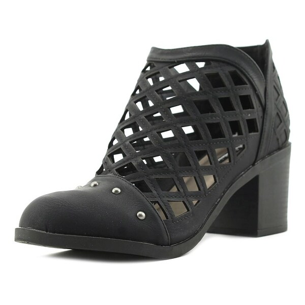 Michael Antonio Stacey Black Boots