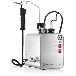 Reliable 6000CD Modular Commercial Steam Dental Cleaning Station with 1.25 Gallo - n/a