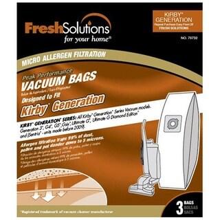 70732 Kirby Generation Series Vacuum Bags, 3 Pack