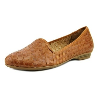 Naturalizer Sandee Women Round Toe Leather Loafer