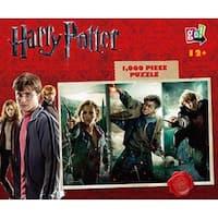 Harry Potter 1000 Piece Puzzle, 1,000 Piece Puzzles by Go Games