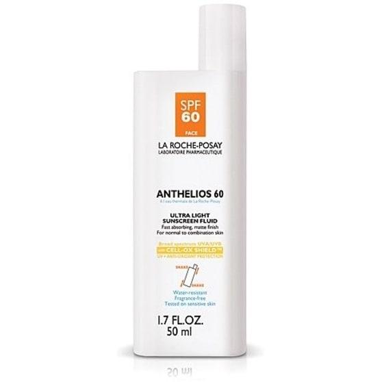 La Roche-Posay Anthelios 60 Ultra Light Sunscreen Fluid Extreme, SPF 60 1.7 oz