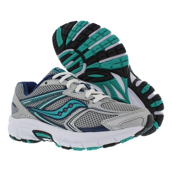 c7e067ca7b Shop Saucony Grid Cohesion 9 Wide Running Women's Shoes - 5 c/d us ...