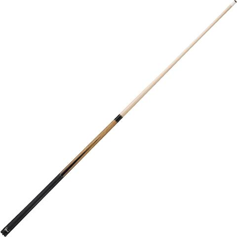 Viper Naturals Model 50-0603 58-inch 20-ounce 2-Piece Quick-release Birdseye Billiard Cue Stick