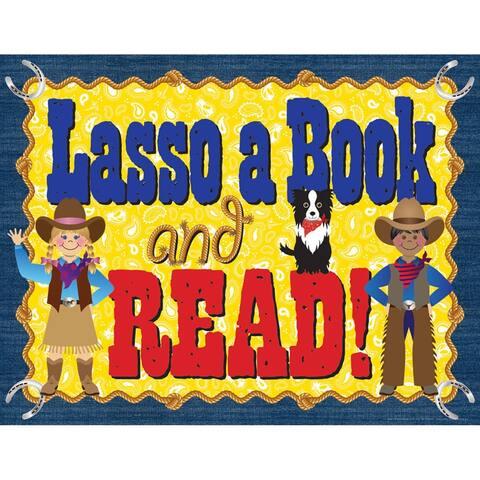 (6 Ea) Lasso A Book Chart