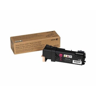 Xerox 106R01595 Phaser 6500/Workcentre 6505 High Capacity Magenta Toner Cartridge