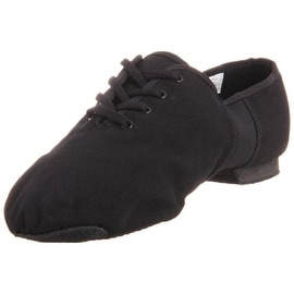 Sansha Womens Tivoli Canvas Lace Up Dance Shoes - 17 medium (b,m)