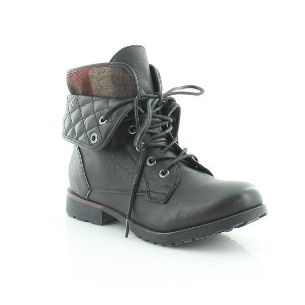 ZiGi Soho Spraypaint Women's Boots Black/Flannel - 6