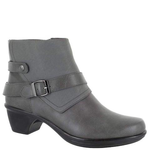 Easy Street Womens Amanda Closed Toe Ankle Fashion Boots