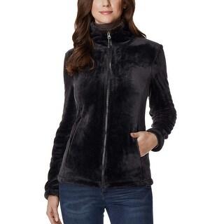 Link to 32 Degrees Heat Women Soft & Cozy Plush Velvet Full Zip Jacket Similar Items in Jackets