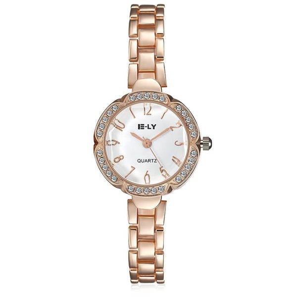 Petite Classic Rose Gold Watch
