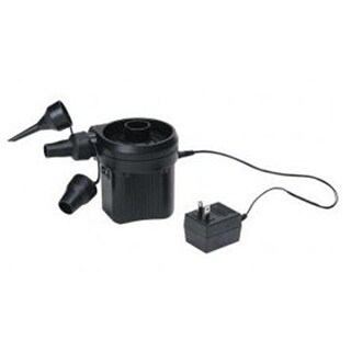 Wenzel 80115 Rechargeable Air Pump with 12V A/C power outlet