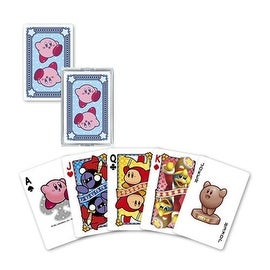 Nintendo Kirby Blue Playing Cards