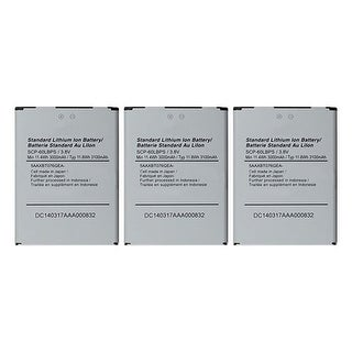 Battery for Kyocera SCP60LBPS (3-Pack) Replacement Battery