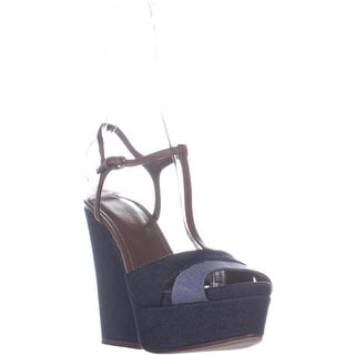 dd686bce2a21 Buy Blue Women s Wedges Online at Overstock