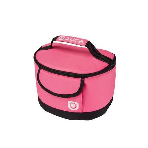 "Zuca Lunchbox - Pink, #1080 - 6"" x 9"" x 6"""