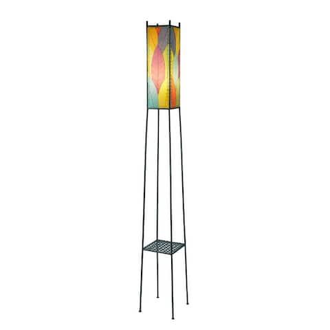 Handmade Outdoor Square Shelf Lamp Giant