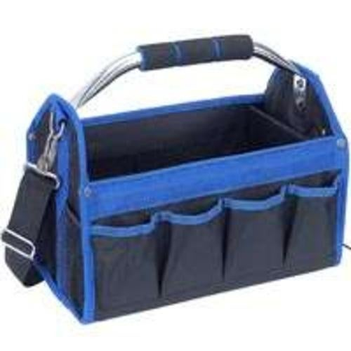 "Mintcraft 081201-41 Tool Bag, 13.5"" x 6.5"" x 10"""